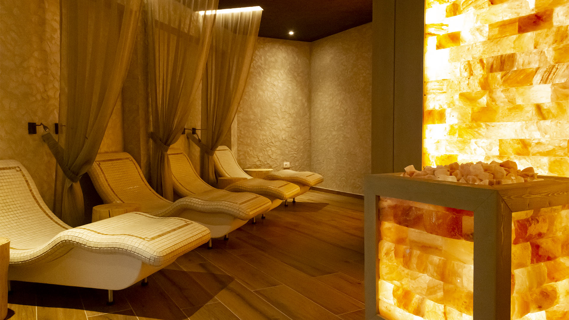 The new Spa at the Hotel Tritone, an exciting journey