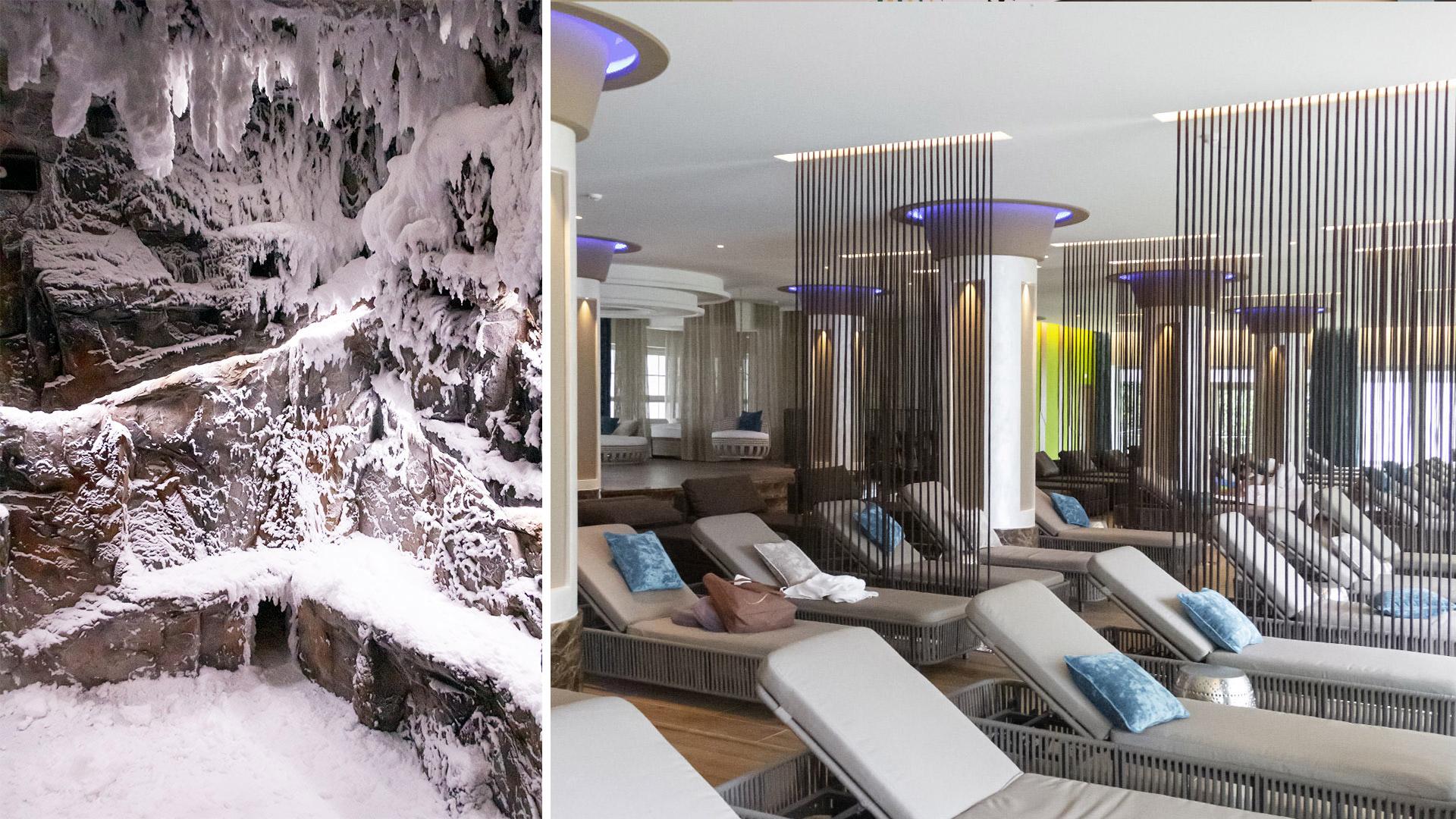 La Nuova Spa Dell Hotel Tritone Un Percorso Emozionale Ispirato Ad Arqua Petrarca Blog Hotel Tritone Terme