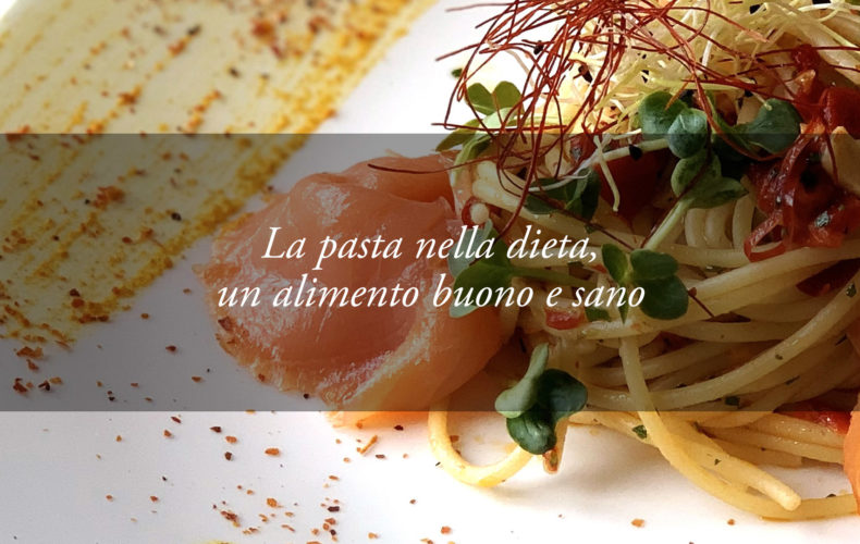 un piatto di pasta, alleato buono e sano della dieta