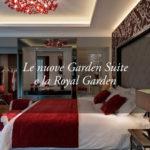 Le Garden Suite dell'Hotel Tritone, un paradiso nel cuore di Abano Terme