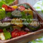 L'estate nel cuore dell'inverno: coccio di ortaggi all'olio evo