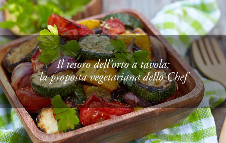 ricette con ortaggi: coccio di ortaggi all'olio evo