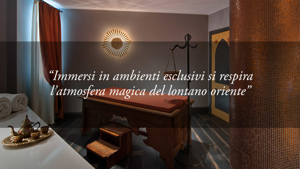 sala massaggi orientali
