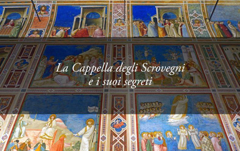 veduta affreschi nella Cappella degli Scrovegni