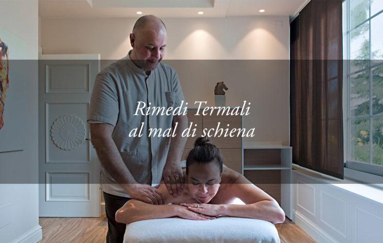 cure termali per il mal di schiena