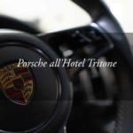 Un soggiorno ancora più ricercato grazie al trait d'union con Porsche