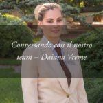 Conversando con il nostro team: conosciamo la lady Barman Daiana Vreme