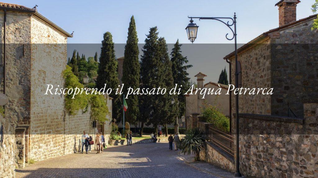 Un viaggio in bici nel passato di Arquà Petrarca